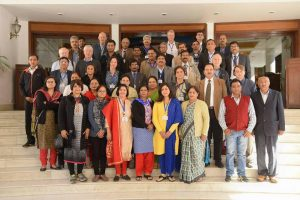 IHCAP International Workshop Climate Change Impact & Adaption in Himalaya, Nainital, Nov. 2015